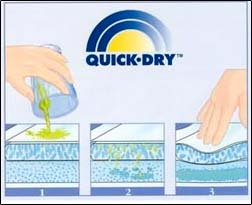 Attends Quickdry