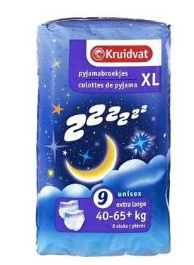 Kruidvat Unisex Extra Large Pyjamabroekjes